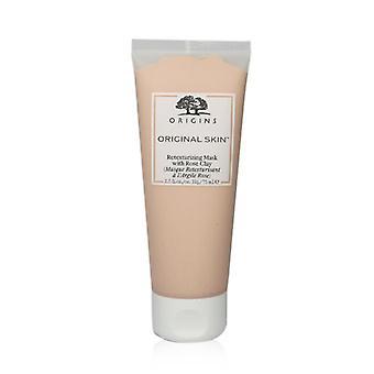 Origins Original Skin Retexturizing Mask With Rose Clay (voor Normal Oily & Combinatie Skin) - 75ml/2.5oz