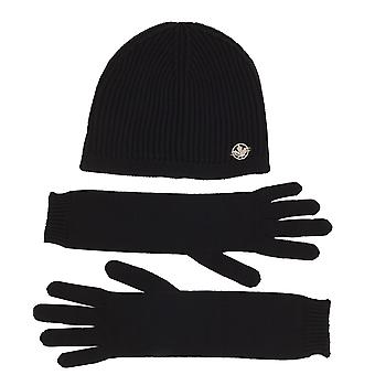 Canadian Logo Beanie And Gloves Set