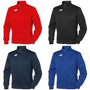 Lotto Mens Delta Half-Zip Sweatshirt
