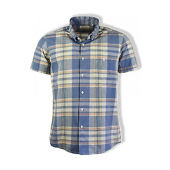 Far Afield X MSCo Short-Sleeved Check Shirt