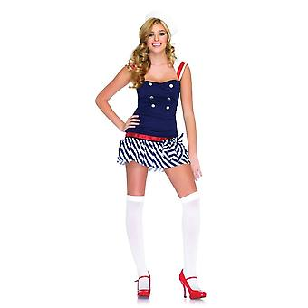Sexy Harbor Costume for women