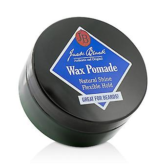 Jack Black Wax Pomade (Natural Shine, Flexible Hold) 77g/2.75oz