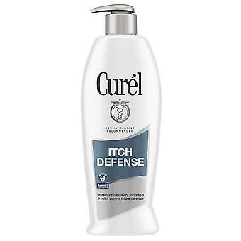 Curel itch defense calming lotion for dry, itchy skin, 13 oz