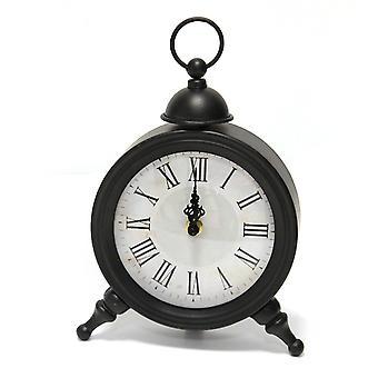 שעון שולחן מתכת נורמן אלגנטי