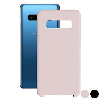 Capa móvel Samsung Galaxy S10 KSIX/Pink