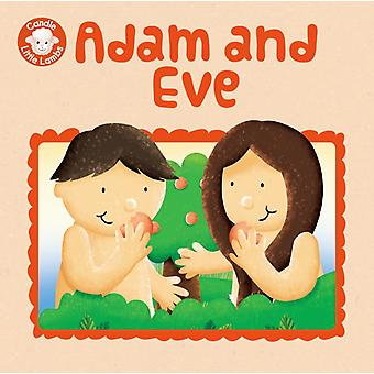 Adam and Eve by Karen Williamson & Illustrated by Sarah Conner