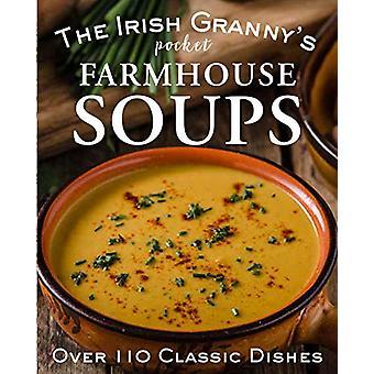 The Irish Granny's Pocket Farmhouse Soups by Tony Potter - 9780717186