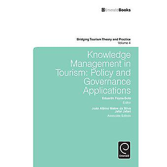 Knowledge Management in Tourism - Policy and Governance Applications b