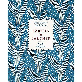 Barron & Larcher Textile Designers by M. Silver - 9781851499205 B