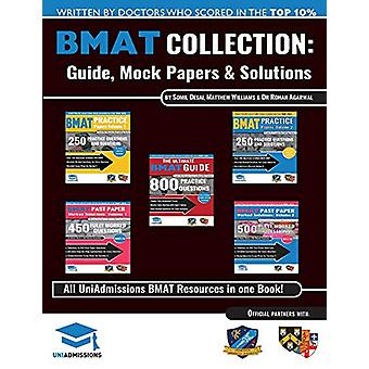 The Ultimate BMAT Collection - 5 Books In One - Over 2500 Practice Que