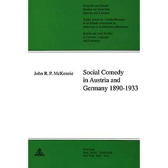 Social Comedy in Austria and Germany - 1890-1933 (2nd Revised edition