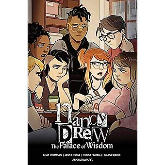Nancy Drew - The Palace Of Wisdom by Kelly Thompson - 9781524108496 Bo