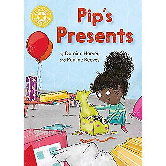 Reading Champion - Pip's Presents - Independent Reading Yellow 3 by Dam