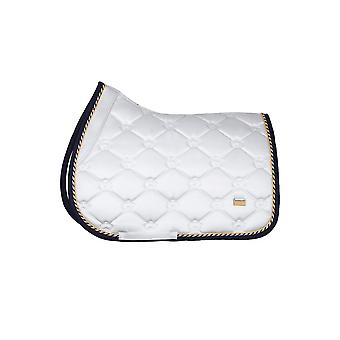PS of Sweden Ps Of Sweden Monogram Full Size Jump Saddle Pad - Lap Of Honor