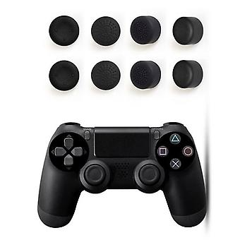 8x FPS Analog Stick Extenders Caps for Playstation 4 Thumbstick Extension Grips
