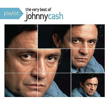 Johnny Cash - Playlist: Very Best of [CD] USA import Johnny Cash - Playlist: Very Best of [CD] USA import Johnny Cash - Playlist: Very Best of [CD] USA import Johnny Cash