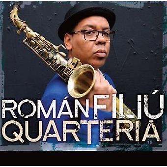 Roman Filiu - Quarteria [CD] USA import