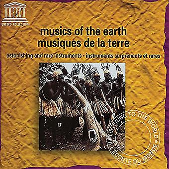 Various Artist - Musics of the Earth: Astonishing & Rare [CD] USA import