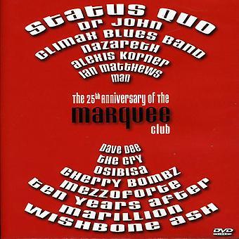 マーキー クラブ: 25 周年記念 【 DVD 】 アメリカ輸入プラモします。