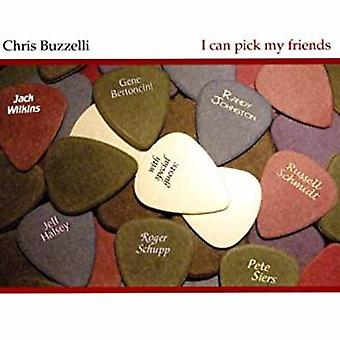 Chris Buzzelli - I Can Pick My Friends [CD] USA import