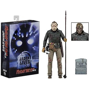 Friday the 13th Jason Ultimate Figure Part 6