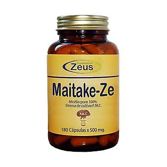 Maitake-Ze 180 capsules of 500mg