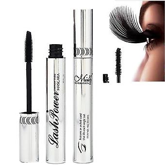 4d Silk Fiber Lash Mascara - Curling Volume Black Waterproof Liquid Fiber