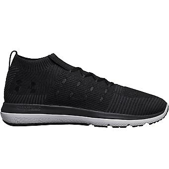 Under Armour Mens Slingflex Rise Running Gym Fitness Active Trainers - Black