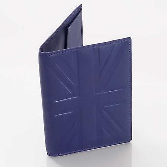 מחזיק דרכון עור בריטניה גדילן