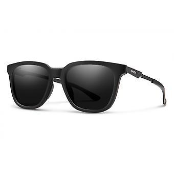 النظارات الشمسية Unisex تجوال مات الأسود / الرمادي