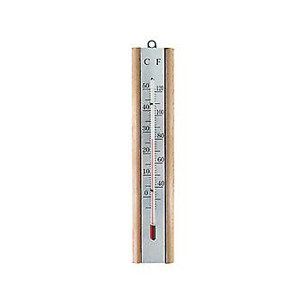 Faithfull Thermometer Wandbuche Silber 200mm FAITHBEECH