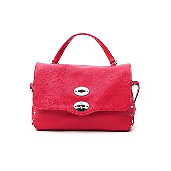 Zanellato 61201837 Dames's Red Leather Handtas