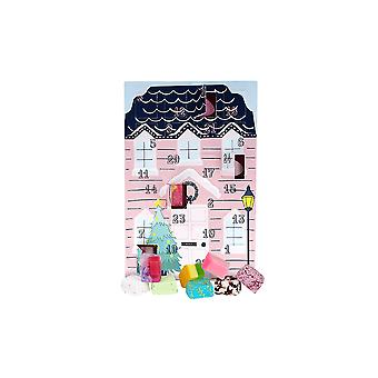 Bomb Cosmetics Advent Calendar - Santa Stop Here