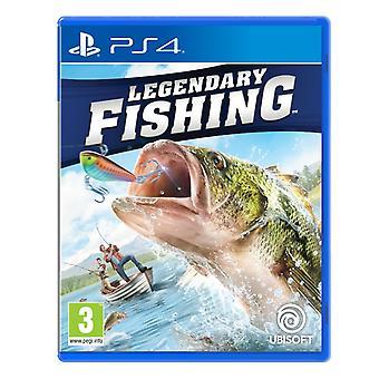 Legendary Fishing PS4 Game