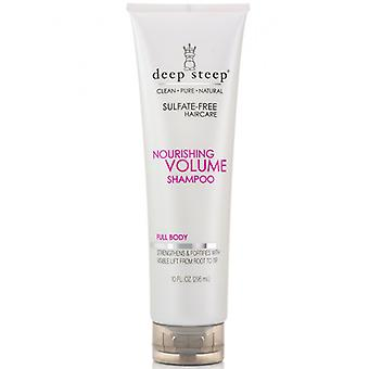 Deep Steep Nourishing Volume Shampoo, 10 oz