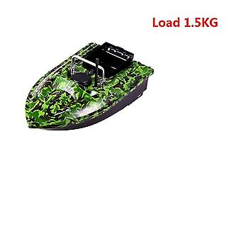 500m Wireless Rc Boat, Fish Finder Ship -auto Rc Distacne Fishing Boats With Eu