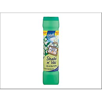 Johnsons Wax Shake N Vac Lily Of The Valley 500g