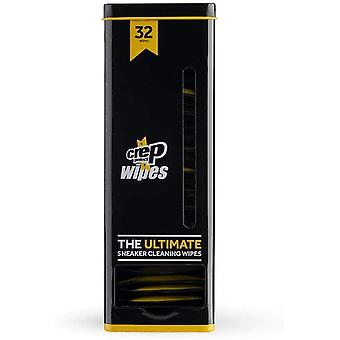 Crep Sneaker Cleaning Wipes Unisex Shoe Care in Clear