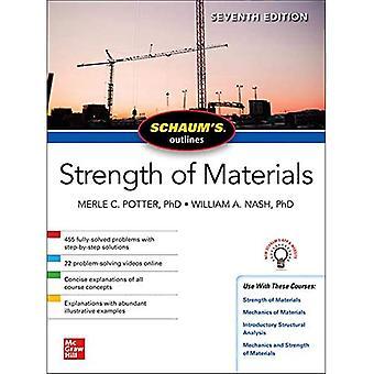 Schaums Outline of Strength of Materials Seventh Edition