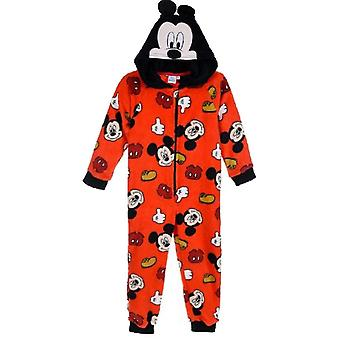 Disney mickey boys jumpsuit one piece bodysuit mic2172one