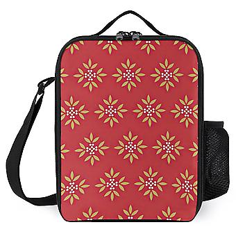 Printed Insulated Cooler Lunch Bags