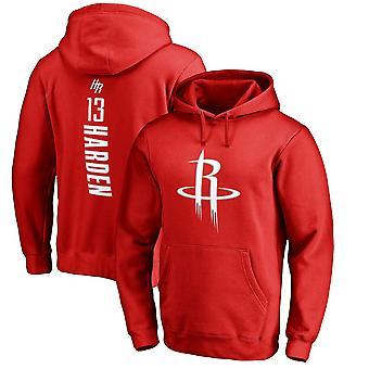 Houston Rockets James Harden Löysä Pullover Huppari WY106
