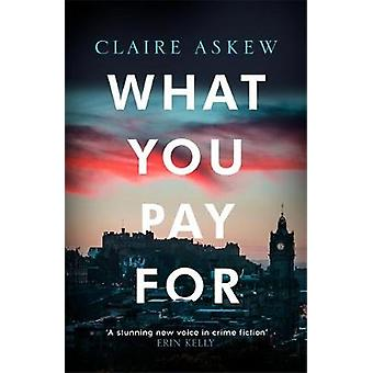 What You Pay For Shortlisted for McIlvanney and CWA Awards DI Birch