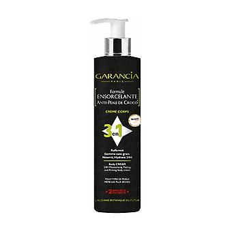 3 in 1 body lotion bewitching formula to end crocodile skin 400 ml of cream