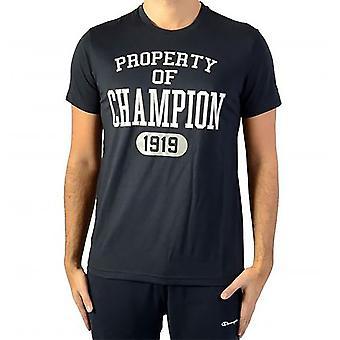 Champion Herren Eigentum des Champion T-Shirt