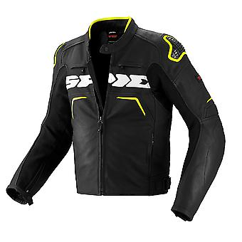 Spidi GB Evo Rider Jacket Yellow Fluo/Black (50) P157-394