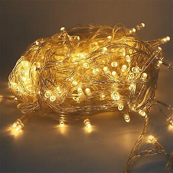 Christmas Lighting Led Garland Fairy String Lights 8 Modes Luminous Home Party