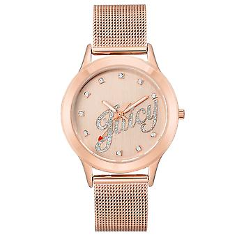 Juicy Couture Rose Gold Women Watches