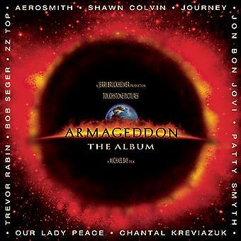 Armageddon / O.S.T. - Armageddon / O.S.T. [CD] USA import
