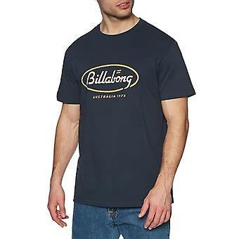 Billabong Mænd's Premium T-shirt ~ State Beach navy